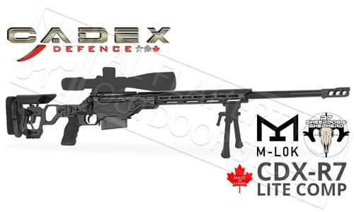 Cadex Defence CDX-R7 Lite Competition Rifle, 6.5 Creedmoor #CDXR7LCP6524?>