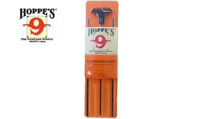 Hoppe's Cleaning Rod for Rifles, 3-Piece - 17 to 204 Caliber #3PS17?>
