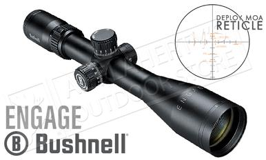 Bushnell Engage Scope 2.5-10x44mm with Deploy MOA Reticle #REN21044DG?>