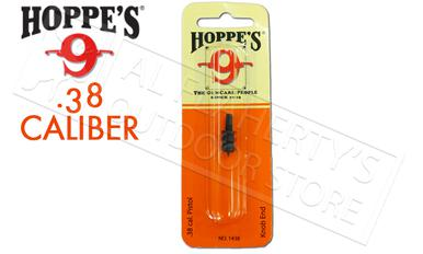 Hoppe's Knob End - .38 Caliber #1438?>