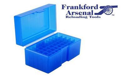 Frankford Arsenal 515 Ammo Box for WSM & WSSM Ammunition, 50 Rounds #296112?>
