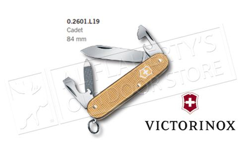 Victorinox Swiss Army Cadet Alox Champagne Limited Edition?>