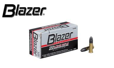 CCI Blazer 22LR Target Ammunition, 40 Grain, High Velocity, Pack of 50 or 500 Rounds for 34.99, 5k for $299.99?>