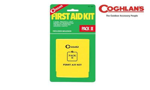Coghlan's First Aid Kit - Pack II #0002?>