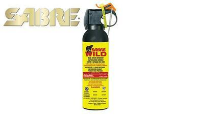 Sabre Wild Bear Spray 225g Cannister #5010?>