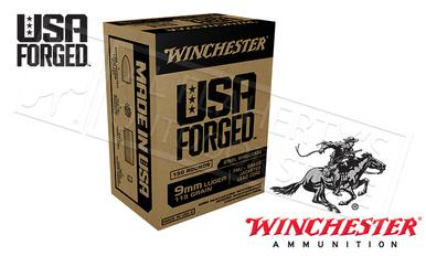 Winchester 9mm USA Forged, FMJ 115 Grain Box of 150  #WIN9S?>
