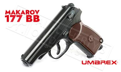 Umarex Air Pistol CCCP Makarov PM 177 BB with Blowback #2252232?>