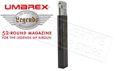 Umarex Magazine Legends MP Airgun, .177 Caliber BB 52-Round #2251814?>