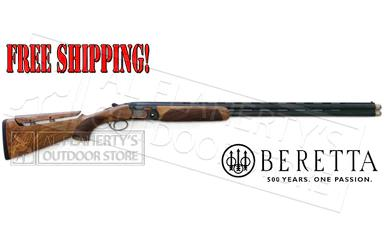 Beretta Shotgun 690 Competition with B-Fast Adjustable Comb and Extended Chokes #4Q765b1300?>