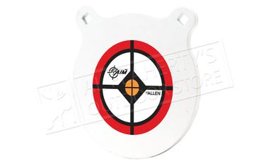Allen EZ-Aim 1/8-Inch AR500 Steel Gong White Target #15308 Allen EZ-Aim Custom Target Systems Target Hanging Kit with Legs and Bar #15478?>