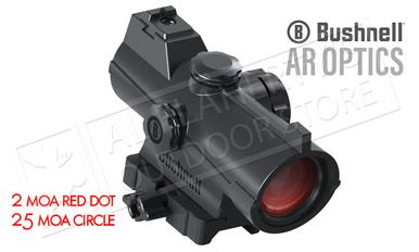 Bushnell AR Optics Incinerate Red Dot, 2MOA #AR750132?>