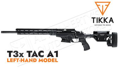 Tikka T3x TAC A1 Rifle, Left Handed - Various Calibers?>