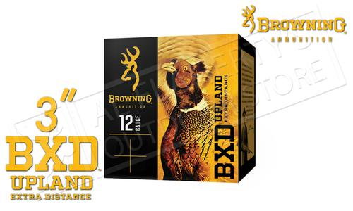 "Browning Ammo BXD Extra Distance Upland Shells 12 Gauge 3"" 1-5/8 oz Box of 25 #B19351123?>"