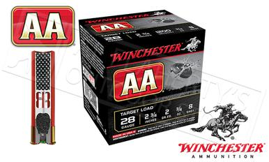 "(Store Pick up Only) Winchester AA Lite Handicap Target Loads 12 Gauge 2-3/4"" #7-1/2 Shot Case of 250 #AAHLA127?>"