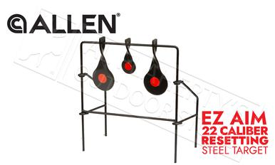 Allen EZ Aim Metal Spinner Target for 22 Caliber Rifles, Pistols, and Airguns #15265?>