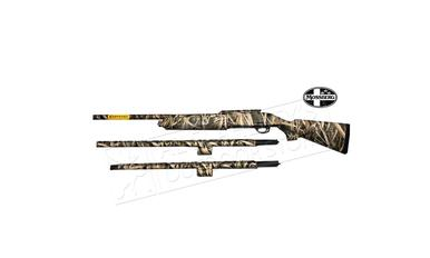 "Mossberg 930 3 Barrel Combo 12 Gauge with 28"", 24"" and 24"" Rifled Barrels. #85241?>"