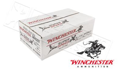 "(Store Pick up Only) Winchester Super Speed Game Loads 20 Gauge 2-3/4"" 7.5 Shot 7/8 oz. Case of 250 #WHS207?>"