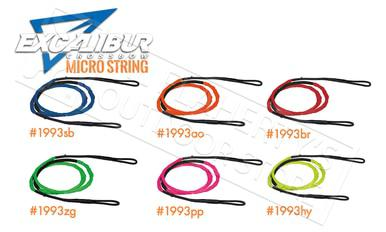 Excalibur Micro Crossbow Strings, Various Colours #1993x?>