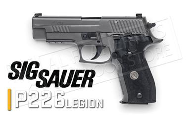 SIG Sauer Handgun P226 Legion 9mm Double Action?>