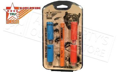 TruFlare Pen Launcher Kit with Whistles & Bear Bangers #02CW?>