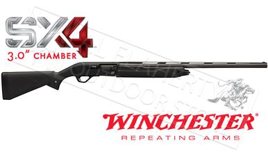 "Winchester SX4 Shotgun, Black Synthetic 12g 3"" Chamber 28"" Barrel #511205392?>"