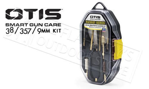 Otis Patriot Gun Cleaning Kit - 9mm and 38 Caliber #FG-701-9MM?>