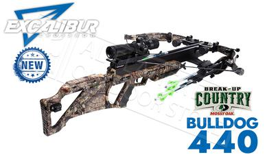 Excalibur Matrix Bulldog 440 in MOBUC Camo, TACT100 Scope and Charger EXT #E73583?>