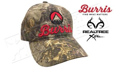 Burris Embroidered Baseball Cap in Realtree Xtra Camo #SC208622?>