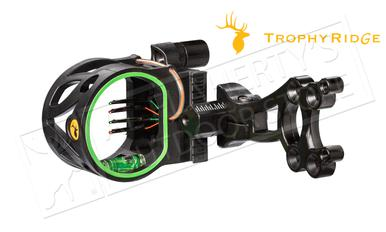 "Trophy Ridge Joker 4-Pin Bow Sight, 0.019"" Pins #AS108?>"