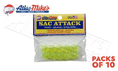 Atlas Mike's Sac Attack - Packs of 10 Clusters #410?>