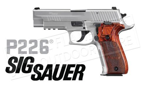 SIG Sauer Handgun P226 Elite Stainless 9mm #E26R-9-SSE?>