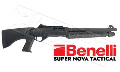 "Benelli Super Nova Tactical 12 Gauge, 14.5"" Barrel, 3.5"" Chamber, Telescoping Stock #a0389400?>"