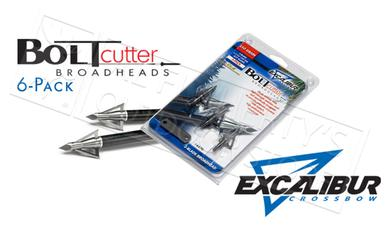Excalibur Boltcutter Broadheads - 150 Grain 6-Pack #6674?>