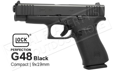 Glock 48 Black Fixed Sight 9mm?>