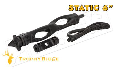 "Trophy Ridge Static 6"" Bow Stabilizer #AS1306B?>"