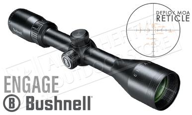Bushnell Engage Scope 3-9x40mm with Deploy MOA Reticle #REN3940DW?>