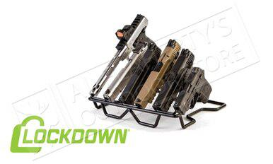 Lockdown 6 Handgun Muzzle Rack #1081878?>