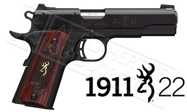 Browning Handgun 1911-22 Black Label Medallion 22LR #051851490?>