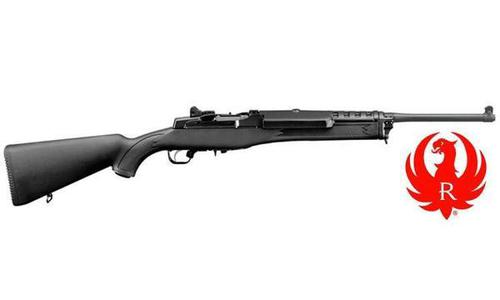 Ruger Mini-14 Ranch Rifle, Black Synthetic with Blued Finish #5855?>