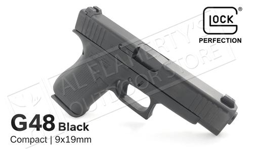 Glock 48 Black with Steel Night Sights 9mm?>