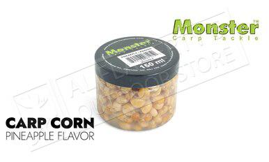 Monster Carp Corn, Pineapple Crush, 8 oz. Jar #MCCORN-P?>