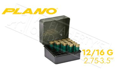 "Plano Shell Case for 25-Rounds of 12 or 16 Gauge - 3.5"" #121701?>"