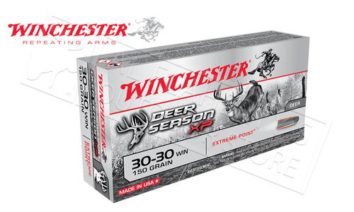 Winchester 30-30 WIN Deer Season Box of 20 #X30303DS?>