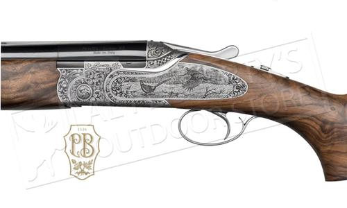 "Beretta Shotgun SL3 Over and Under 12GA 28"" GAME Scene and Leather Case Included?>"