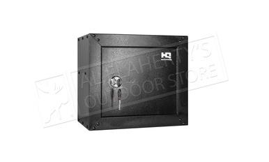 "HQ Outfitters Ammo & Pistol Steel Cabinet, 15""x17""x10"", Key Lock #HQ-GC-AM?>"