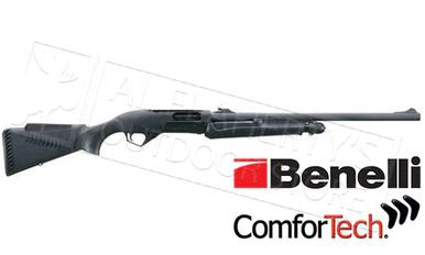 Benelli Super Nova 12 gauge, Black Synthetic, Fully Rifled with Comfortech #20143?>