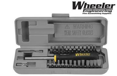 Wheeler Space Saver Screwdriver Set #664507?>