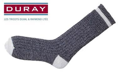 Duray Original Wool Work Sock, Large #198?>