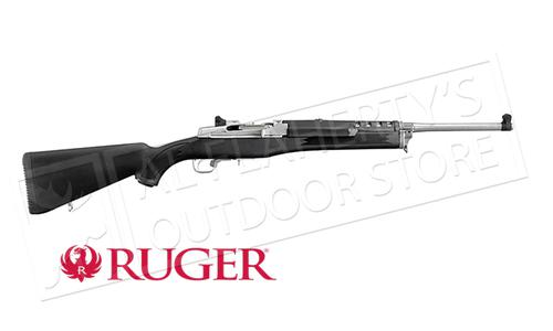 Ruger Mini-14 Ranch Rifle, Black Synthetic with Stainless Finish #5805?>
