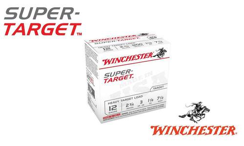 "(Store Pick up Only) Winchester Super-Target 12 Gauge #8, 2-3/4"", Case of 250 #TRGT128 - Case?>"